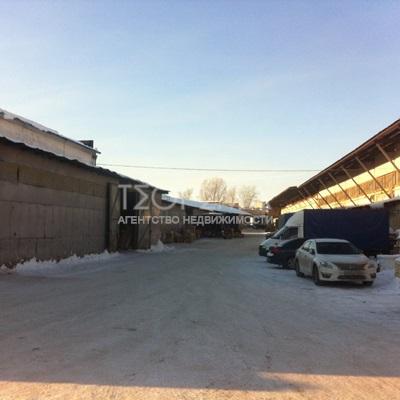 Продажа 11405м2, Складское помещение  на Самаркандской